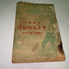 《力敌万人 中华武术秘传》