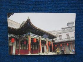 明信片---阎锡山故居