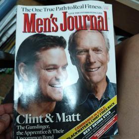 进口男士健身杂志五本