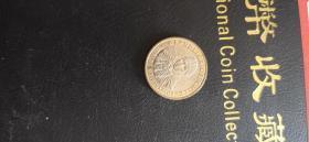 外国硬币智利100皮索满五十元包邮
