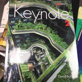 Keynote 2 预备级演讲能力线