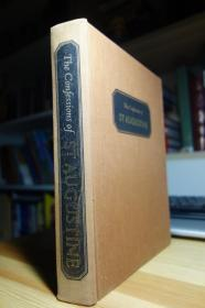 Confessions of St. Augustine .  Heritage 精装大本 收藏版 奥古斯丁忓悔录