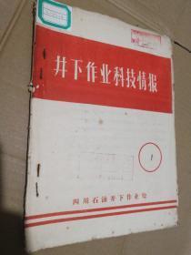 井下作业科技情报1973年