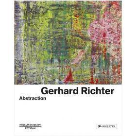 现货:正版Gerhard Richter: Abstraction 格哈德·里希特:抽象 英文原版画册艺术图书画集