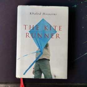 《The kite Runner》世纪经典作品 追风筝的人 英国原版第一版精装 私藏干净
