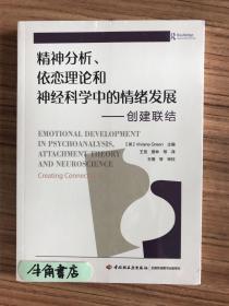 万千心理.精神分析、依恋理论和神经科学中的情绪发展:创建联结