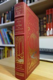 tales of mystery and imagination 爱伦坡小说集 Franklin Library