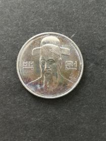 韩国硬币100元2013年