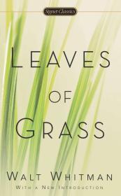 Leaves of Grass (Signet Classics) 草叶集 惠特曼浪漫主义诗集