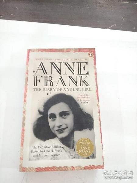 ANNE FRANK安妮·弗兰克