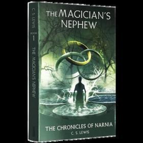 The Magician's Nephew 英文原版奇幻小说 儿童文学书 纳尼亚传奇1 魔法师的外甥
