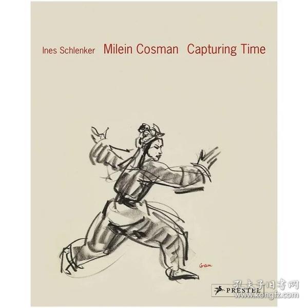 现货:正版Milein Cosman: Capturing Time,米林·科斯曼:捕捉时间 英文艺术画册图书