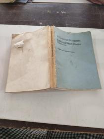 W SOmerset Maugham CoIIected Short Short Stories volume one毛姆·萨默塞特合著短篇小说第一卷