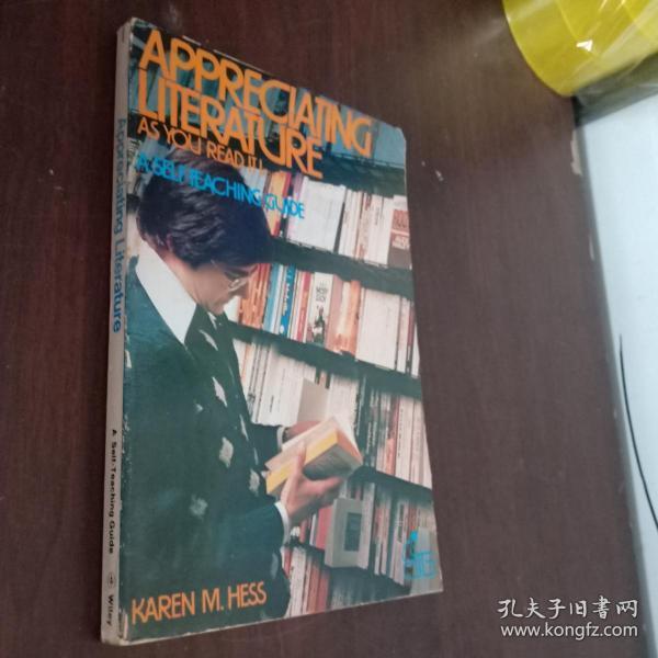APPRECIATING  LITERATURE  AS  YOU  READ IT