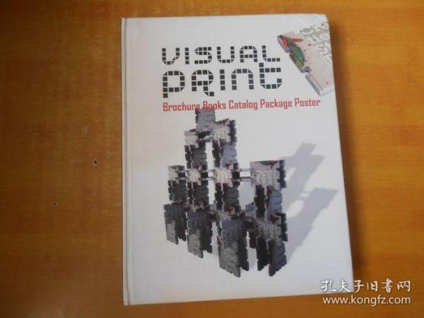 UISUAL PRINT【英文原版 精装大16开】