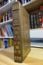 The Return of the Native . Franklin Library版,托马斯·哈代的还乡