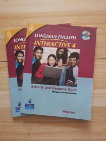 LONGMAN ENGLISH INTERACTIVE 4 activity and resource book(附光盘)