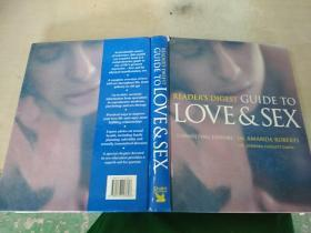 READERS DIGEST  GUIDE TO LOVE & SEX  读者文摘爱与性指南