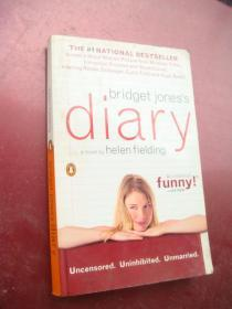 Bridget Jones\s Diary【BJ单身日记,海伦.菲尔丁,英文原版,绝对正版】 大32开