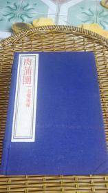 原装一套全《肉蒲团》,又名《觉后禅》。朱墨套印,前面有序跋两篇,图画13幅,朱笔点评。稀见,望识者宝之,低价转让。