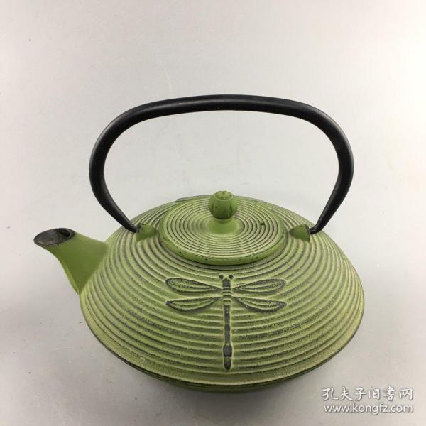 日本工艺铁壶