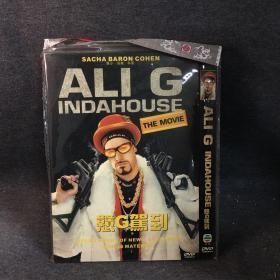 戆G驾到  DVD  光盘  (碟片未拆封)多网唯一  外国电影 (个人收藏品)绝版