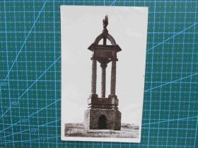 {会山书院}92#世界各国百年欧洲风情-古建筑照片-手写英文明信片