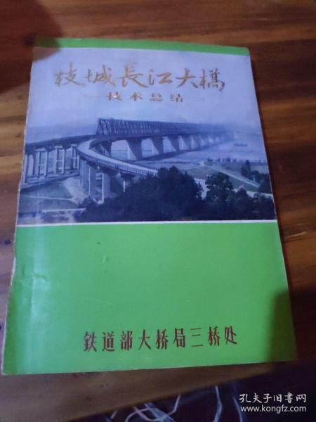 枝城长江大桥技术总结