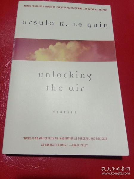 Unlocking the Air:Stories