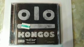 A1151    未拆20076  Kongos Lunatic  未拆封