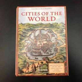 现货 布劳恩 霍根贝格 世界的城市地图Cities of the World