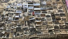 低价出售二战资料  明治大正昭和  军人、卒业照片 125枚、尺寸如图