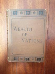 疑似百年前印刷的国富论 An Inquiry into the Nature and Causes of the Wealth of Nations