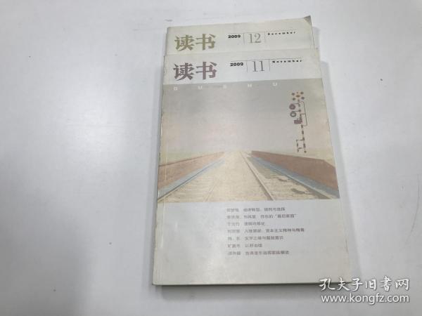 读书(2009年11+12期合售)