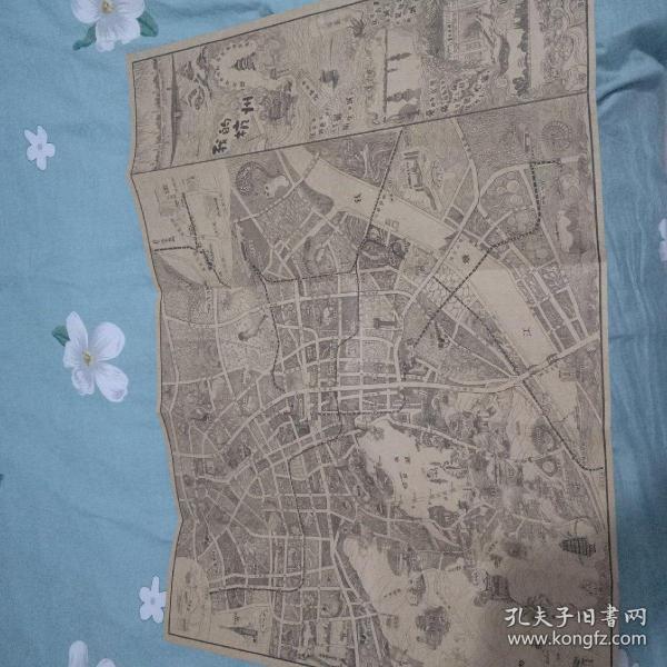 我的杭州,杭州十八最,有一张旅游线路图
