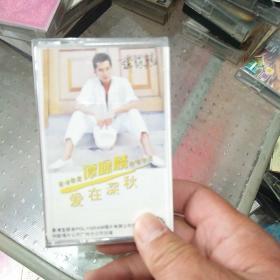 磁带《谭咏麟独唱精选》