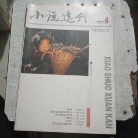 小说选刊2007年一一5