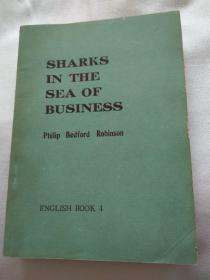 Sharks in the Sea of Business    (商海里的鲨鱼们)