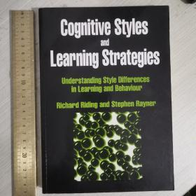 Cognitive styles and learning strategies understanding  style differences in learning and behavior 认知风格与学习策略 英文原版
