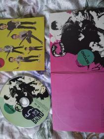 BEYOND乐队  香港世纪组合精选系列之港版CD 带帖纸