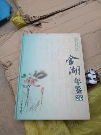 金湖年鉴.2010