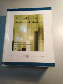 Applied Linear Statistical Models w/Student CD-ROM