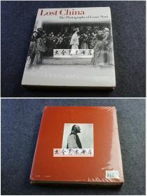 英文《失落的中国》Lost China--意大利天主教神父Lenon Nani 在1904--1914年拍摄的中国清末陕西影像照片,大16开厚册.