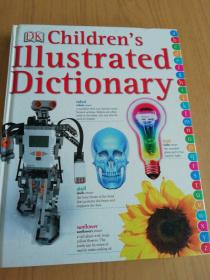 Children's Illustrated Dictionary 儿童图解词典 英文原版
