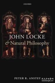【包邮】2013年出版 John Locke And Natural Philosophy