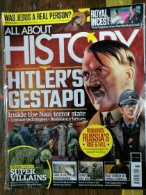 ALL ABOUT HISTORY 第73期 英文版
