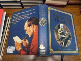 The Complete Sherlock Holmes   福尔摩斯侦探全集 12开巨册