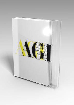 AGI:Alliance Graphique Internationale German Members Deutsche Mitglieder 1954-2011