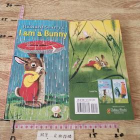I Am a Bunny    我是一只兔子      纸板书  (1册)