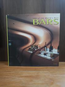 100 of the worlds best bars(全球百佳酒吧)布面精装 英文原版图文大厚本 印刷精美